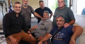"""Χάρης Μαμουλάκης: «Να κάνουμε την Ελλάδα «πρότυπο» στην """"πράσινη ανάπτυξη""""»"""