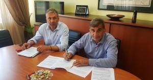 Συμβάσεις έργων  ύψους 200.000 ευρώ στο Δήμο Αμαρίου