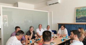 Στην Ένωση Ξενοδόχων Χανίων η υποψήφια βουλευτής της ΝΔ Ντόρα Μπακογιάννη