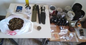 Ηράκλειο: Συνελήφθησαν 5 άτομα με ναρκωτικά και κάθε είδους όπλο!
