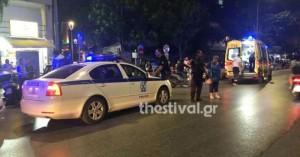 Θεσσαλονίκη: 40χρονος τουρίστας παρέσυρε ηλικιωμένη με το πατίνι του