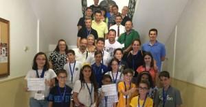 Η Περιφέρεια Κρήτης βράβευσε μαθητές που διακρίθηκαν στην πιλοτική εφαρμογή «Code my City»