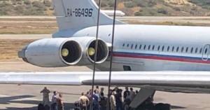 Reuters: Αεροσκάφος της ρωσικής πολεμικής αεροπορίας στη Βενεζουέλα