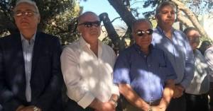 Δυναμικό παρών από τον Μανώλη Αλιφιεράκη στο Αρχιερατικό Μνημόσυνο των 62 Μαρτύρων