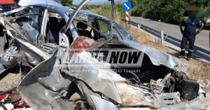 Σοκαριστικό τροχαίο στην Αταλάντη – Νεκρός 21χρονος, ακρωτηριάστηκε η αδερφή του