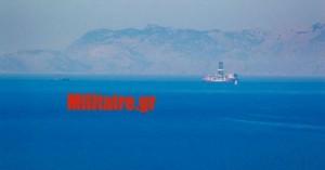ΓΙΑΒΟΥΖ εναντίον ΠΝ! Μια πρώτη αναμέτρηση στο Καστελόριζο το ξημέρωμα της Δευτέρας…