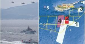 'Eνταση στην κυπριακή ΑΟΖ - Οι Τούρκοι προκαλούν ανήμερα της μαύρης επετείου του