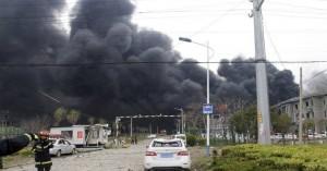 Κίνα: Τουλάχιστον 10 νεκροί και 5 αγνοούμενοι μετά την έκρηξη σε εργοστάσιο αεριοποίησης