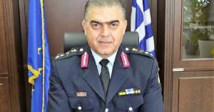 Στο Αστυνομικό μέγαρο Χανίων ο Υπαρχηγός της ΕΛ.ΑΣ.