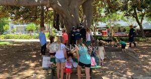 Απίστευτο ατύχημα σε παιδί στον Δημοτικό Κήπο Χανίων – Επέμβαση πυροσβεστικής (φωτο)