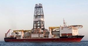 Εικόνες του τουρκικού Π.Ν από γεωτρύπανα στην Αν.Μεσόγειο δημοσιεύει το τουρκικό υπουργείο