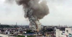 Κιότο: 12 νεκροί εντοπίστηκαν σε στούντιο animation που πυρπολήθηκε