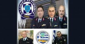 Ευχές από την Ένωση Αξιωματικών Κρήτης στη νέα φυσική ηγεσία της ΕΛ.ΑΣ.