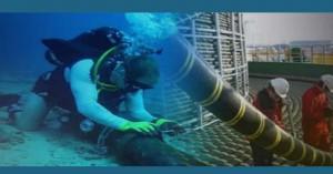 Προσοχή!Υποβρύχιες εργασίες βόρεια των Χανίων για τη μικρή ηλεκτρική διασύνδεση της Κρήτης