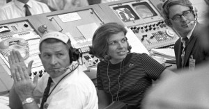 Τζοάν Μόργκαν: Η γυναίκα που «έσπασε το άβατο» της NASA