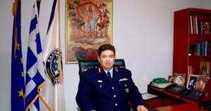 Συγχαρητήρια στο νέο Αρχηγό της ΕΛ.ΑΣ. από την Ένωση Αξιωματικών Κρήτης