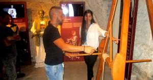 Στο Μουσείο Αρχαίας Ελληνικής Τεχνολογίας το ΚΕΘΕΑ Αριάδνη