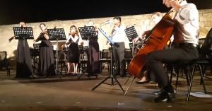 Εντυπωσίασε η Συμφωνική Ορχήστρα Νέων του Δήμου Ηρακλείου (φώτος)