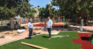 250.000 ευρώ περίπου για τις παιδικές χαρές του Δήμου Μαλεβιζίου