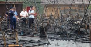 Ρωσία: Τέσσερα παιδιά κάηκαν σε πυρκαγιά που σημειώθηκε σε κατασκήνωση