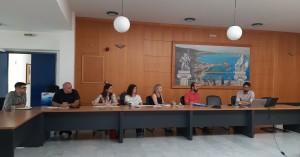 Συνάντηση Εργασίας στο πλαίσιο του έργου ΣΥΝ-ΕΡΓΕΙΝ