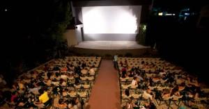 To πρόγραμμα των ταινιών του θερινού κινηματογράφου του Δήμου Χανίων στον Κήπο
