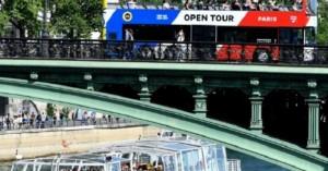 Το Παρίσι θέλει να απαγορεύσει τα τουριστικά λεωφορεία