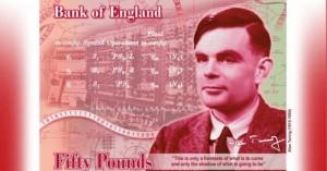 Βρετανία: Ο Άλαν Τούρινγκ είναι το νέο πρόσωπο στο χαρτονόμισμα των 50 λιρών