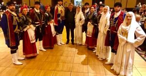 Δυναμική η παρουσία της Κρήτης στην Αμερική με τους