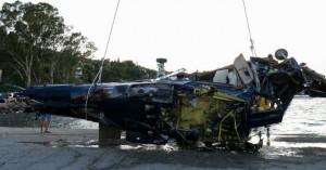 Πτώση ελικοπτέρου: Οι πρώτες εκτιμήσεις για τα αίτια του δυστυχήματος