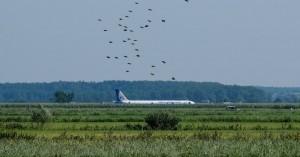 Οι δραματικοί διάλογοι του πιλότου του Airbus μετά την «σύγκρουση» με τα πουλιά