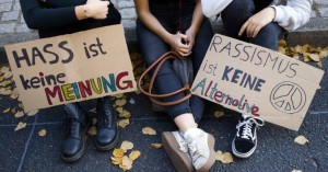Μεγάλη πορεία κατά της άκρας δεξιάς στη Δρέσδη