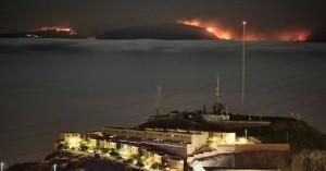 Γκραν Κανάρια: 8.000 άνθρωποι απομακρύνθηκαν από την περιοχή όπου μαίνεται η πυρκαγιά