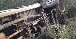 Σοβαρός τραυματισμός γυναίκας που εγκλωβίστηκε στο όχημά της σε τροχαίο στο Λασίθι