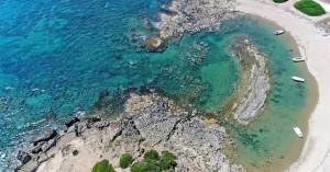 Η παραλία της Μεσσηνίας που είναι ίδια με τη Βοϊδοκοιλιά