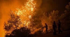 Έβαλαν 8.270 φωτιές μέσα στο 2019 -Έλληνας, άνω των 45,παντρεμένος με παιδιά ο εμπρηστής