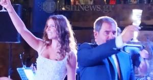 Γάμος βγαλμένος από παραμύθι στην Κρήτη (φωτο)