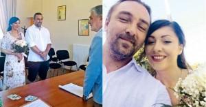 Ιβάν Σβιτάιλο: Νέες φωτογραφίες από το μυστικό γάμο του στην Κέρκυρα!