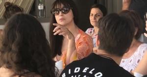 Στην Πάρο η Μόνικα Μπελούτσι - Δείτε φωτογραφίες