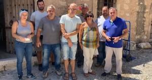 Επαφές για την πορεία έργων αρχαιολογικού ενδιαφέροντος στο δήμο Ιεράπετρας