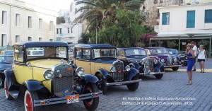 Στο παλιό λιμάνι Χανίων η 6η έκθεση κλασσικών αυτοκινήτων