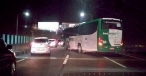 Βραζιλία: Ένοπλος κρατά ομήρους τους επιβάτες λεωφορείου -Απειλεί να το πυρπολήσει
