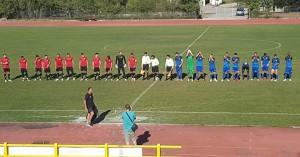 Ισόπαλος (1-1) με Λεβαδειακό ο Πλατανιάς