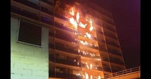 Φονική πυρκαγιά τη νύχτα σε νοσοκομείο έξω από το Παρίσι