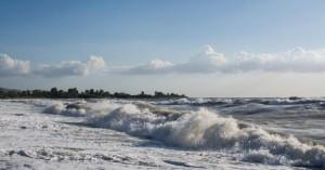 Μελτεμάκια και υψηλός κυματισμός στην Κρήτη για τις επόμενες ημέρες