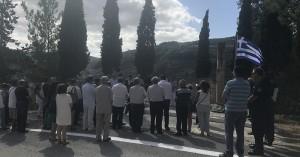 Εκδήλωση τιμής στη μνήμη για τους Ήρωες των Καλεσσών