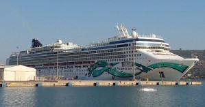 Δύο κρουαζιερόπλοια σήμερα στο λιμάνι της Σούδας με πάνω απο 3.000 επιβάτες