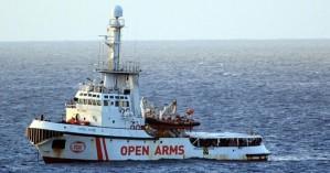 Είκοσι επτά ασυνόδευτοι ανήλικοι από σκάφος της Open Arms αποβιβάσθηκαν στην Λαμπεντούζα
