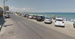 Αυτοκίνητο παρέσυρε πεζή στην παραλιακή του Ρεθύμνου