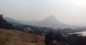 Μέχρι την Κρήτη ο καπνός από μεγάλη πυρκαγιά στην Τουρκία